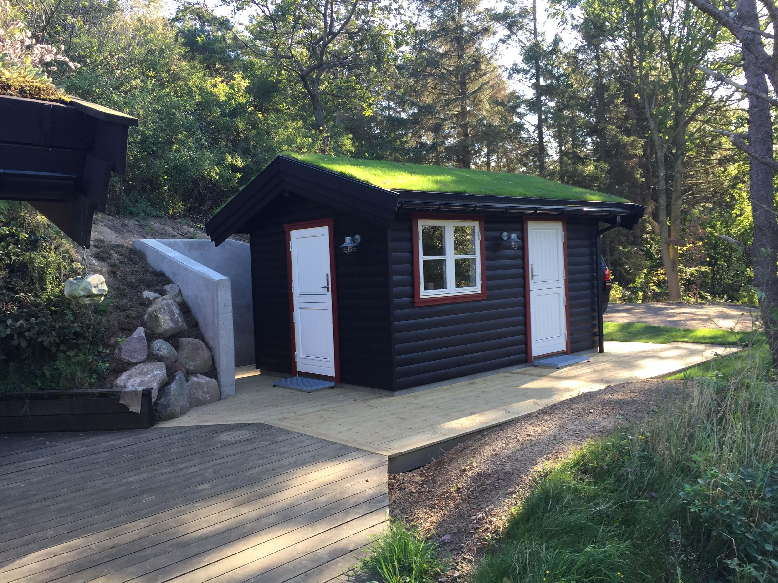 Gæstehus i Veddinge Bakker